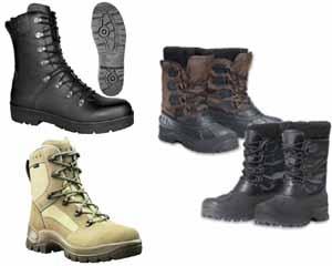 Schuhe, Stiefel & Pflege